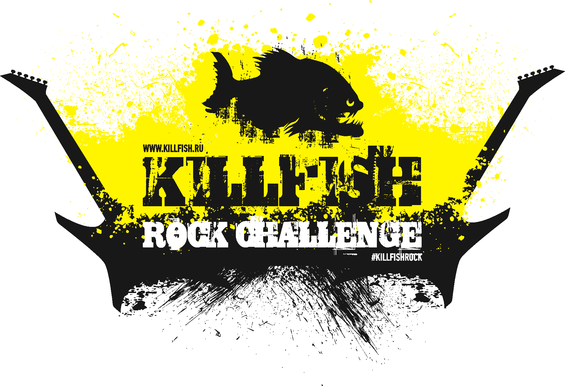 KILLFISH ROCK CHALLENGE